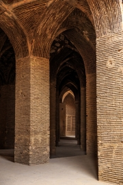 Iran - Jameh Mosque of Isfahan