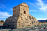 Iran - The tomb of Cyrus