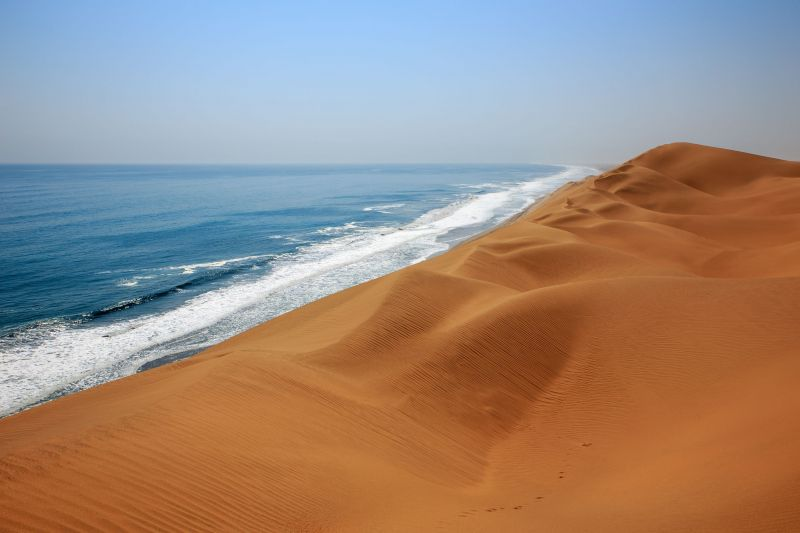 Namibia - Sandwich Harbour